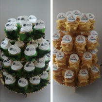 Cupcakes corporativo