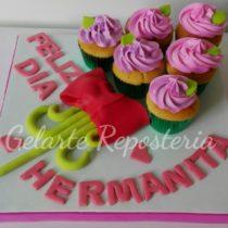 Ramito Rosas lilas