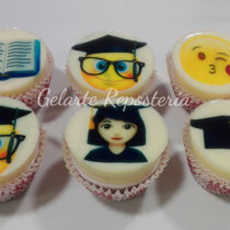 Cupjelly Emoji Graduacion