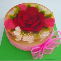 gelatina-floral