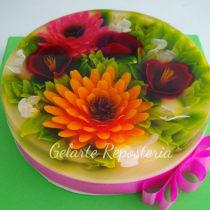 mosaico-floral-en-gelatina